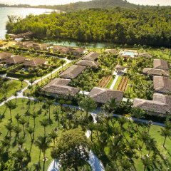 Отель Fusion Resort Phu Quoc Вьетнам, Остров Фукуок - отзывы, цены и фото номеров - забронировать отель Fusion Resort Phu Quoc онлайн пляж фото 2