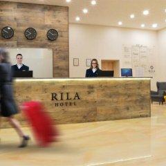 Отель Rila Sofia Болгария, София - 3 отзыва об отеле, цены и фото номеров - забронировать отель Rila Sofia онлайн интерьер отеля фото 2