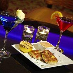 Отель Chicago Marriott Oak Brook гостиничный бар
