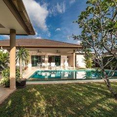 Отель Asia Baan 10 pool Villas бассейн фото 2