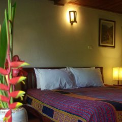 Отель Villa Maydou Boutique Hotel Лаос, Луангпхабанг - отзывы, цены и фото номеров - забронировать отель Villa Maydou Boutique Hotel онлайн комната для гостей фото 2