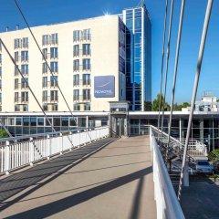 Отель Novotel Warszawa Airport Польша, Варшава - 11 отзывов об отеле, цены и фото номеров - забронировать отель Novotel Warszawa Airport онлайн балкон