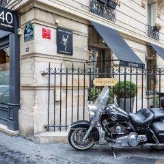 Отель Ambassador Hideaway Париж спортивное сооружение