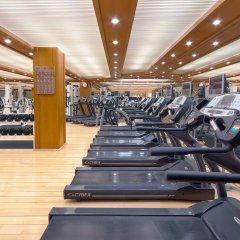 Отель Grand Hilton Seoul фитнесс-зал фото 2