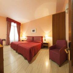 Alba Hotel Барселона комната для гостей фото 4
