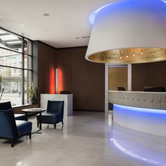 Отель Opus Hotel Канада, Ванкувер - отзывы, цены и фото номеров - забронировать отель Opus Hotel онлайн интерьер отеля фото 3