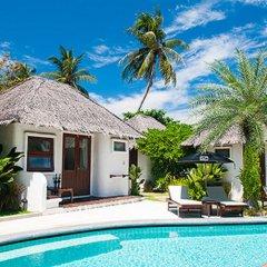 Отель Lazy Days Samui Beach Resort Таиланд, Самуи - 1 отзыв об отеле, цены и фото номеров - забронировать отель Lazy Days Samui Beach Resort онлайн бассейн фото 3