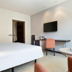 Отель Abba Huesca Уэска комната для гостей фото 5