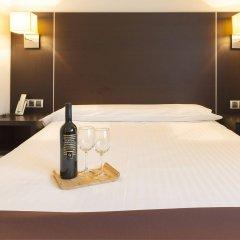Hotel Plazaola удобства в номере