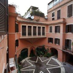 Отель Mood Suites Tritone Италия, Рим - отзывы, цены и фото номеров - забронировать отель Mood Suites Tritone онлайн балкон