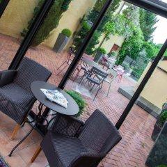 Отель Baud Hôtel Restaurant балкон