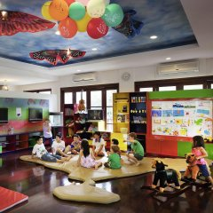 Отель Novotel Bali Nusa Dua детские мероприятия