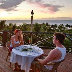 Отель Wananavu Beach Resort балкон