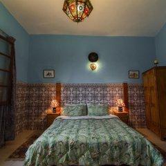 Отель Dar Ahl Tadla Марокко, Фес - отзывы, цены и фото номеров - забронировать отель Dar Ahl Tadla онлайн комната для гостей фото 3