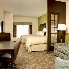 Отель Comfort Suites Lake City США, Лейк-Сити - отзывы, цены и фото номеров - забронировать отель Comfort Suites Lake City онлайн комната для гостей фото 4