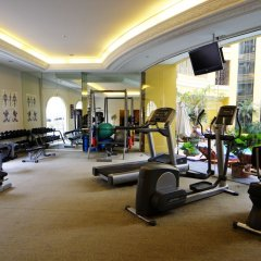 Отель Four Seasons Place Таиланд, Паттайя - 6 отзывов об отеле, цены и фото номеров - забронировать отель Four Seasons Place онлайн фитнесс-зал фото 3