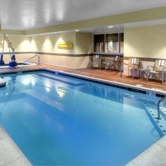 Отель Springhill Suites Columbus Airport Gahanna США, Гаханна - отзывы, цены и фото номеров - забронировать отель Springhill Suites Columbus Airport Gahanna онлайн бассейн фото 3