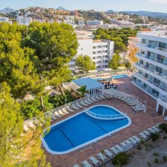 Отель Pierre & Vacances Mallorca Portofino бассейн фото 3