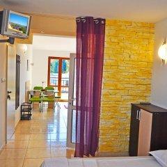 Отель Daf House Obzor Болгария, Аврен - отзывы, цены и фото номеров - забронировать отель Daf House Obzor онлайн интерьер отеля