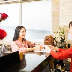 Отель Euro Star Hotel Вьетнам, Нячанг - отзывы, цены и фото номеров - забронировать отель Euro Star Hotel онлайн гостиничный бар