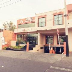 Hotel Real Zapopan парковка