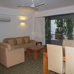 Апартаменты Saigon Apartments Хошимин комната для гостей фото 2