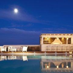 Anemoessa Boutique Hotel Mykonos бассейн фото 3