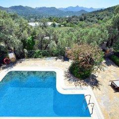 Villa Hera Турция, Патара - отзывы, цены и фото номеров - забронировать отель Villa Hera онлайн бассейн фото 2