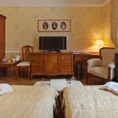 Отель Bonerowski Palace Польша, Краков - отзывы, цены и фото номеров - забронировать отель Bonerowski Palace онлайн удобства в номере фото 2