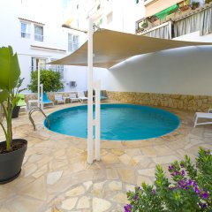 Отель Playasol Lei Ibiza - Adults Only Испания, Ивиса - 1 отзыв об отеле, цены и фото номеров - забронировать отель Playasol Lei Ibiza - Adults Only онлайн бассейн фото 3