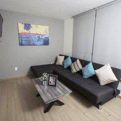 Отель HOMFOR Мехико комната для гостей фото 2
