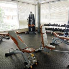 Отель Aparthotel Mil Cidades фитнесс-зал