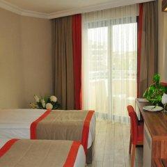 Grand Seker Hotel Турция, Сиде - 1 отзыв об отеле, цены и фото номеров - забронировать отель Grand Seker Hotel - All Inclusive онлайн комната для гостей фото 5
