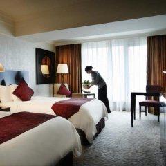 Отель V-Continent Parkview Wuzhou Hotel Китай, Пекин - отзывы, цены и фото номеров - забронировать отель V-Continent Parkview Wuzhou Hotel онлайн комната для гостей фото 4