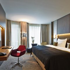 Steigenberger Hotel am Kanzleramt комната для гостей