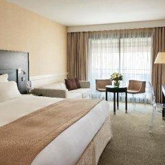 Hotel Barriere Le Gray d'Albion 4* Стандартный номер фото 3