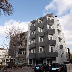a studio Apartment Турция, Анкара - отзывы, цены и фото номеров - забронировать отель a studio Apartment онлайн вид на фасад