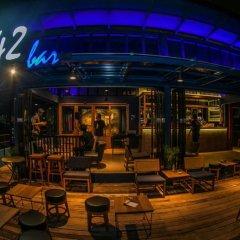 Отель Baan Wanglang Riverside гостиничный бар