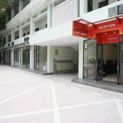 Отель Ninety Nine Center парковка
