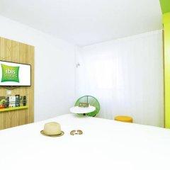 Отель Ibis Styles Toulouse Labège Франция, Лабеж - отзывы, цены и фото номеров - забронировать отель Ibis Styles Toulouse Labège онлайн комната для гостей фото 4