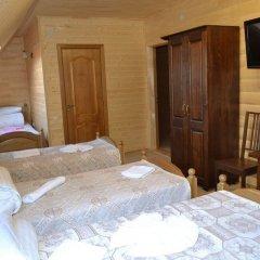 Гостиница Вилла Леку комната для гостей