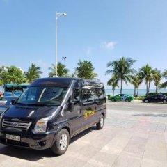 HAIAN Beach Hotel & Spa парковка