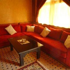 Отель Marmar Марокко, Уарзазат - отзывы, цены и фото номеров - забронировать отель Marmar онлайн комната для гостей