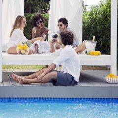 Отель Apartamentos Playasol My Tivoli Испания, Ивиса - отзывы, цены и фото номеров - забронировать отель Apartamentos Playasol My Tivoli онлайн бассейн
