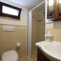Отель Bed and Breakfast Trulli San Leonardo Альберобелло ванная фото 2