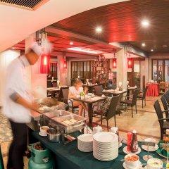 Отель Krabi Cha-da Resort питание фото 2