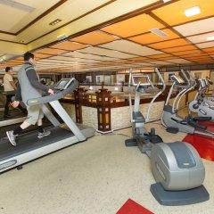 Серин отель Баку фитнесс-зал фото 4