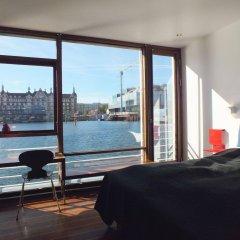 Отель CPH Living Дания, Копенгаген - отзывы, цены и фото номеров - забронировать отель CPH Living онлайн комната для гостей фото 4