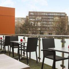 Отель Ramada Brussels Woluwe Брюссель балкон