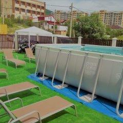 Гостиница Альпен Хаус (Геленджик) бассейн фото 2